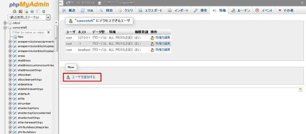 localhost - 127.0.0.1  phpMyAdmin 4.1.12